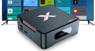 A95X MAX II TV okosító box teszt