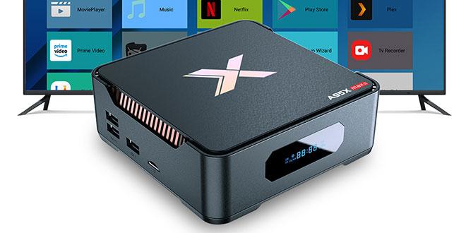 A95X MAX II TV Okosító teszt – Bővíthetőségből jeles