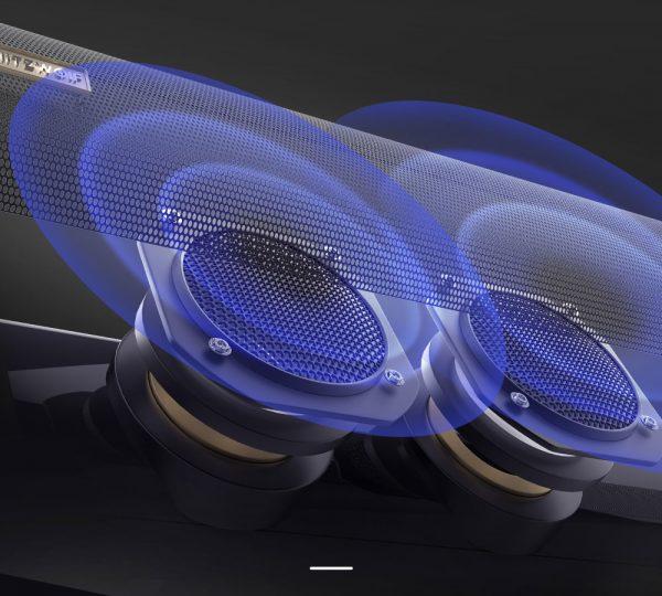 A BlitzWolf BW-SDB1 Pro soundbar műszaki adatai