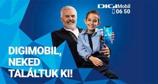 DigiMobil - Neked találtuk ki