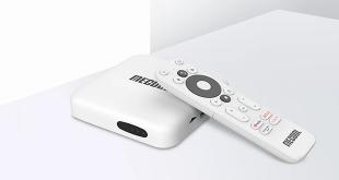 Mecool KM2 Android TV box Netflix 4K lehetőséggel - bemutató