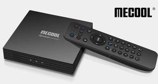 Mecool KT1 TV box bemutató