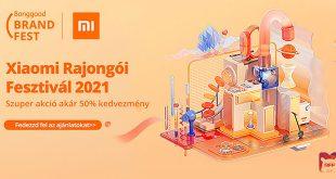 Xiaomi Mi Fan Festival a Banggood-on
