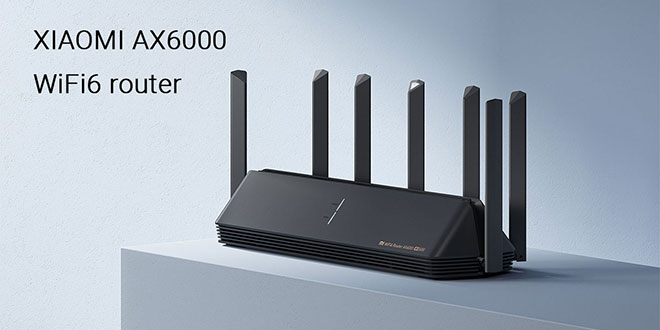Xiaomi AX6000 router teszt – Sebesség, amit nem érhetünk el