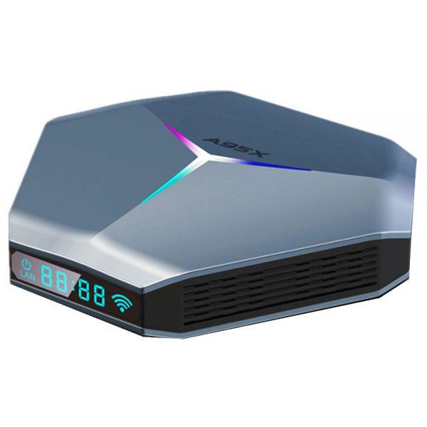 Az A95X F4 TV Box felülvizsgálata