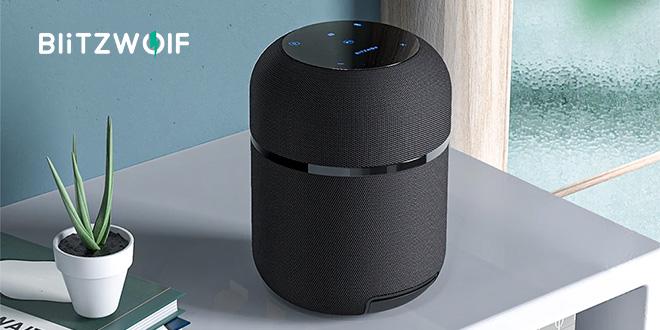 BlitzWolf BW-AS3 Bluetooth hangszóró bemutató