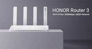 Honor Router 3 bemutató teszt