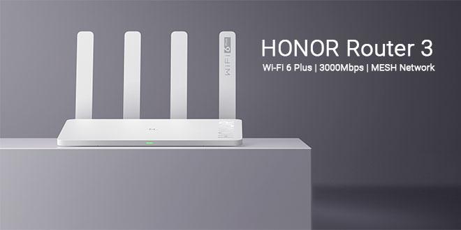 Honor Router 3 Bemutató – Itt az olcsó és gyors WiFi6