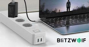 BlitzWolf BW-SHP9 okos hosszabbító bemutató