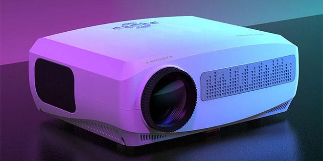 BlitzWolf BW-VP6 full HD projektor