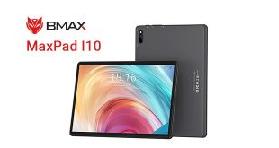 BMAX MaxPad I10 tablet bemutató teszt