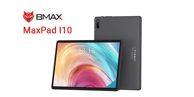 BMAX MaxPad I10 tablet teszt – Olcsó, de jó táblagép