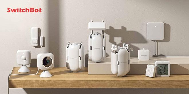 SwitchBot intelligens otthon kicsit másképp - bemutató