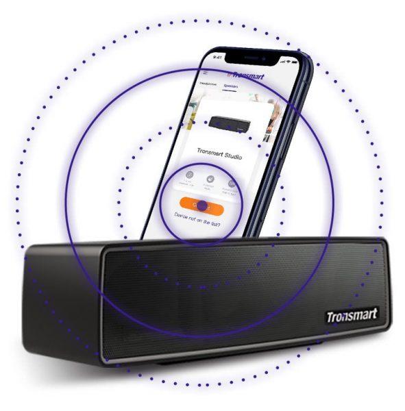 Tronsmart mobil app is jár mellé