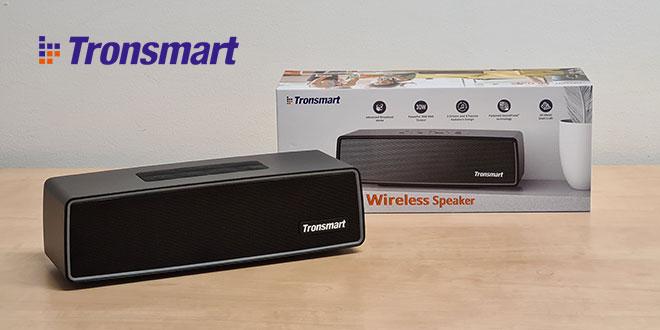 Tronsmart Studio Bluetooth hangszóró teszt