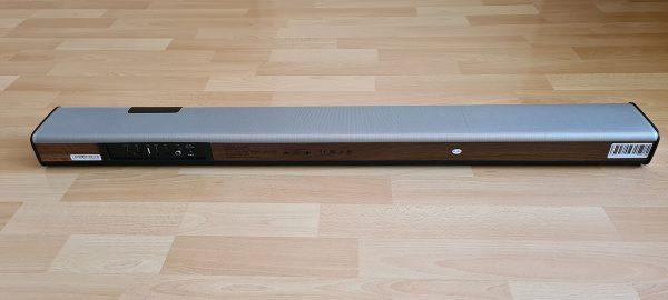 A BlitzWolf BW-SDB2 XR hátulja is igényességet és minőséget sugall