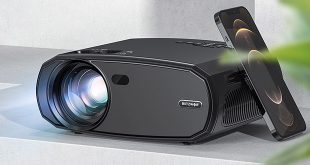 BlitzWolf BW-VP13 teszt, kis projektor, nagy felbontás
