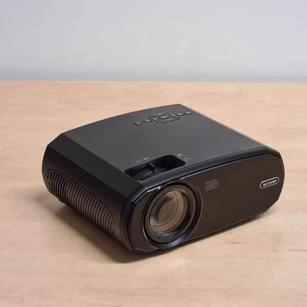 A projektor valós képe
