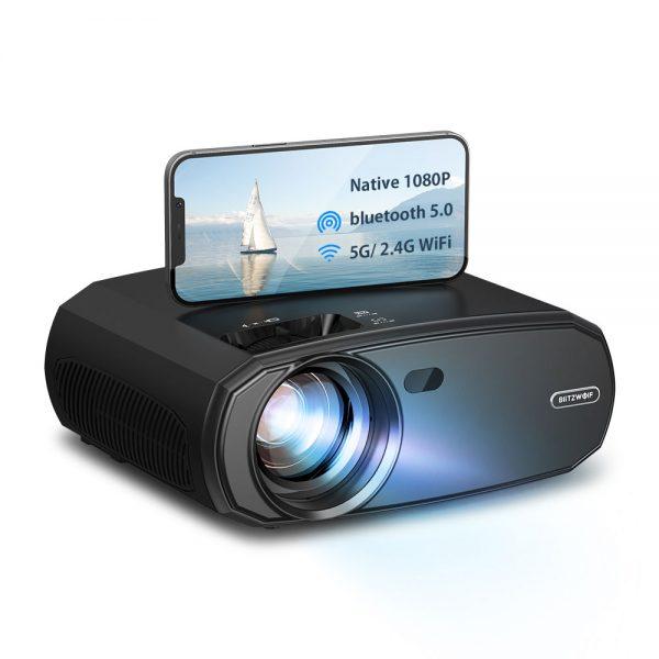 Kedvező áron rendelhető meg a Blitzwolf BW-VP13 projector