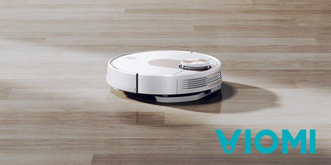 Viomi SE akciós robotporszívó