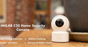 IMILAB C20 Biztonsági IP kamera
