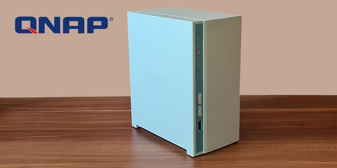 QNAP TS-230 NAS Teszt – Olcsó otthoni NAS